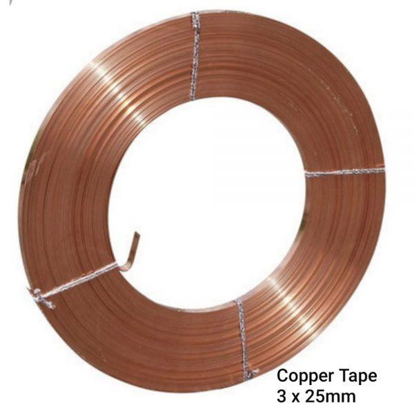 Copper Tape 3x25mm