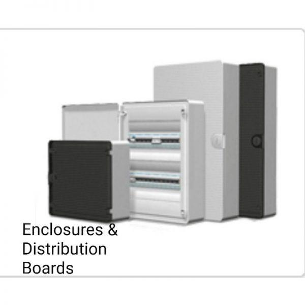 Enclosures & Distributin Boards