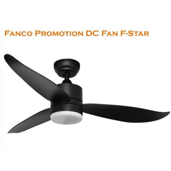 Fanco Promotion DC Fan F-Star