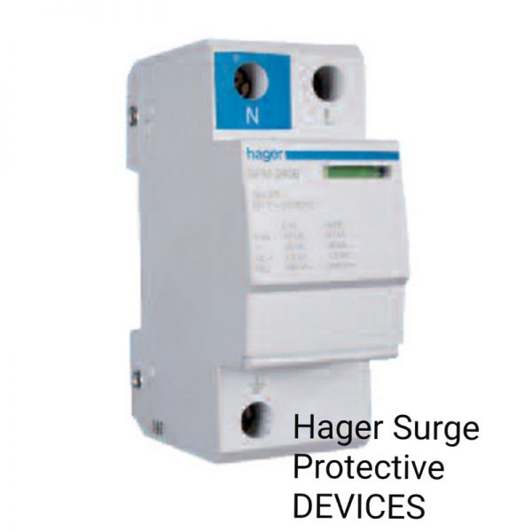 Hager Surge Protective Devices