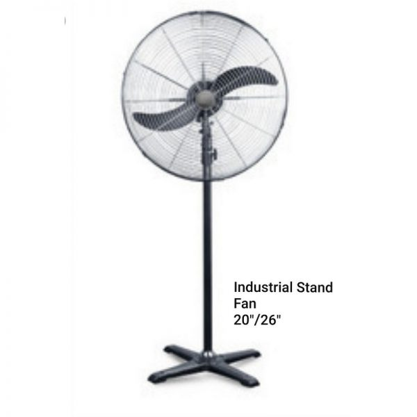 Industrial Stand Fan 20,26
