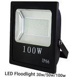 LED Floodlight 30w, 50w, 100w